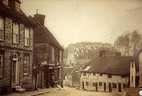Wickham Parish Council - Village History