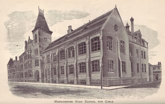Manchester High School for Girls Archive