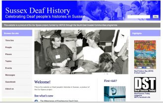 Sussex Deaf History