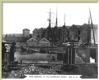 The David Owen Archive and Resource Centre (now called The Waterways Archive, Ellesmere Port)