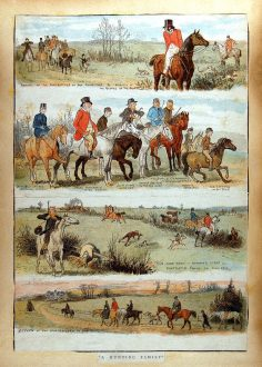 Foxhunting: Past, Present, Future?