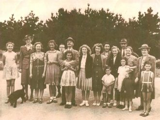 Channel Island Evacuees in Bury and Tottington, 1940-1945