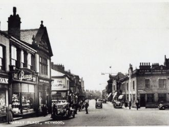 Heywood Memories Archive