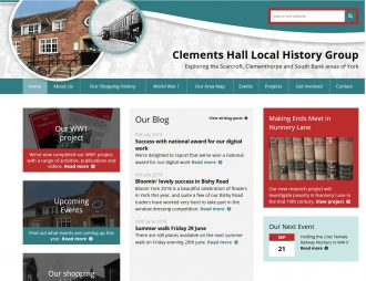 Clements Hall Local History Group